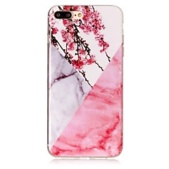 For iPhone 7 7 Plus Case Cover IMD Back Cover Case Marble Soft TPU for iPhone 6 6 Plus 5C 5 5S SE 4 4S