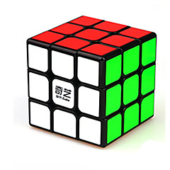 Rubik's Cube Smooth Speed Cube 3*3*3 Magic Cube Smooth Sticker Anti-pop Adjustable spring ABS