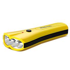 YAGE Latarki LED LED Lumenów 2 Tryb LED Inne Akumulator Przysłonięcia Niewielki rozmiar Mały rozmiar Obóz/wycieczka/alpinizm jaskiniowy