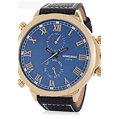 Męskie Dla dorosłychSportowy Wojskowy Do sukni/garnituru Modny Zegarek na bransoletce Unikalne Kreatywne Watch Na codzień Zegarek na