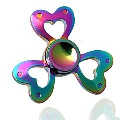 Σβούρες πολλαπλών κινήσεων χέρι Spinner Παιχνίδια Tri-Spinner Μέταλλο Ορείχαλκος EDCFocus Παιχνίδι Ανακουφίζει από ADD, ADHD, Άγχος,