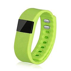 tw64 szilikon ajándék okos karkötő telefon bluetooth ruházat sport szerelmeseinek lépésre nyomtáv egészségügyi karkötő