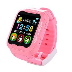 Kids 'WatchesWaterbestendig Verbrande calorieën Stappentellers Camera Touch Screen Afstandsmeting Informatie Berichtenbediening APP