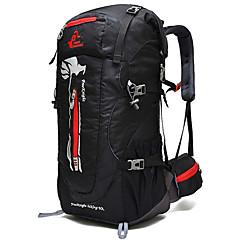50 L Kerékpár Hátizsák Hátizsákok Túrázó napi csomag Kempingezés és túrázás Szabadidős sport Utazás HegymászásKempingezés és túrázás