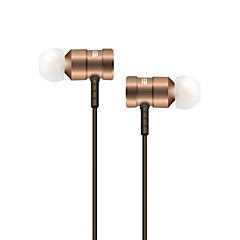 Sades sa609 3.5mm Earphone With MIC A Wheat Ear Plugs Game Headphone