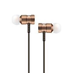 Sades sa609 3,5 mm hörlurar med mikrofon en vete öronproppar spel hörlurar