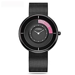 Mujer Hombre Reloj Deportivo Reloj de Vestir Reloj de Moda Reloj de Pulsera Reloj creativo único Reloj Casual Chino CuarzoResistente al