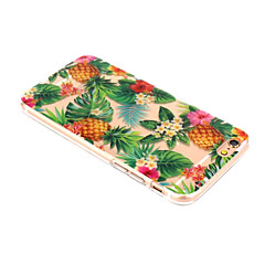 Para iPhone X iPhone 8 Case Tampa Estampada Capa Traseira Capinha Fruta Macia PUT para Apple iPhone X iPhone 8 Plus iPhone 8 iPhone 7