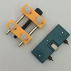 Horloge reparatie gereedschapsset verstelbare achterkant opener deksel remover schroef horlogemaker open batterij