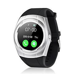 Slim horlogeWaterbestendig Lange stand-by Verbrande calorieën Stappentellers Logboek Oefeningen Sportief Hartslagmeter Touch Screen