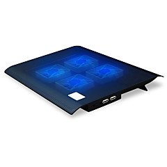 Computer Cooling Fan Nuo Xi L112 Six Fan Black Adjustable Speed 14 15.6 Inch ASUS Lenovo Bjb Radiator