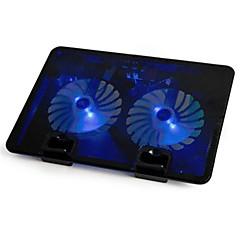 Naju N2    Laptop Cooling Pad   USB 2 Fans Mute Radiator