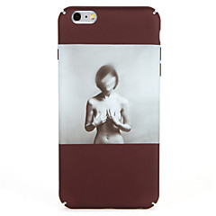 Case for Apple iPhone 7 Plus 7 Cover Pattern Back Cover Case Sexy Lady Hard PC iPhone 6s Plus 6 Plus 6s 6
