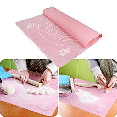 1 Stuk Bak- en gebak benodigdheden Rechthoekig Brood Koekje Taart Pizza voor Noodles SiliconenMultifunctioneel Baking Tool