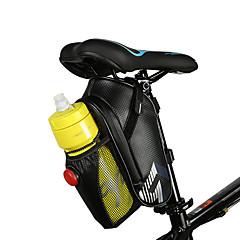 Cykeltaske 2.5LSadeltasker Multifunktionel Cykeltaske Polyester Cykeltaske