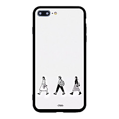 For iPhone 7 Plus 7 Case Cover Pattern Back Cover Case Cartoon Hard Shell for iPhone 6s Plus 6 Plus 6s 6 5s 5 SE