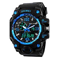 SKMEI Heren Sporthorloge Militair horloge Modieus horloge Polshorloge Digitaal horloge Japans KwartsLED Kalender Chronograaf