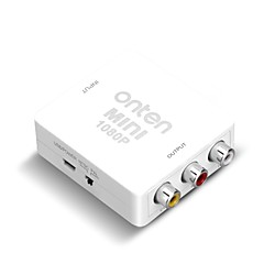HDMI 1.4 Adapter, HDMI 1.4 to 3RCA Adapter Żeński-Żeński