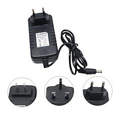 Hkv® dc 12v ac 110-240v için 3a uk fiş takın eu fiş güç kaynağı aydınlatma transformatörü dönüştürücü led şerit için şarj adaptörü