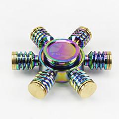 Kézi Spinner Játékok Újdonság hat Spinner EDCFocus Toy Office Desk Toys Enyhíti ADD, ADHD, a szorongás, az autizmus A Killing Time