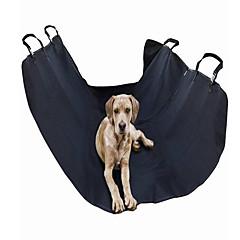 Gato Cachorro Cobertura de Cadeira Automotiva Animais de Estimação Transportadores Prova-de-Água Retratável Portátil DobrávelSólido