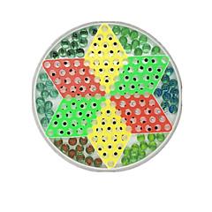 ألعاب الطاولة دائري زجاج