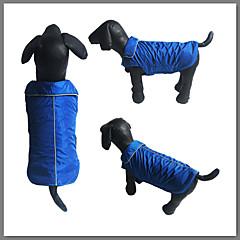 Hond Gilet Hondenkleding Sport Effen Rood Blauw Zwart
