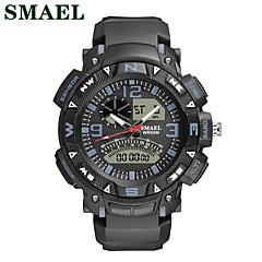 Dame Herre Sportsur Militærur Kjoleur Smartur Modeur Unik Creative Watch Digital Watch Armbåndsur Kinesisk Quartz DigitalLED Kalender