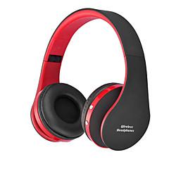 Nx8252 ακουστικά ασύρματα ακουστικά υβριδικά πλαστικά κινητά τηλέφωνα ακουστικά πτυσσόμενα ακουστικά απομόνωσης θορύβου