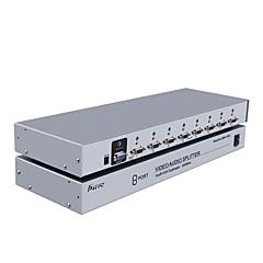 VGA Splitter, VGA to VGA 3.5mm audio Splitter Żeński-Żeński