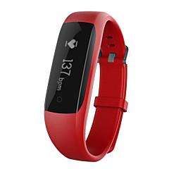 Inteligentny zegarek Wodoszczelny Długi czas czuwania Spalone kalorie Krokomierze Sportowy Pulsometr Ekran dotykowy InformacjeKrokomierz
