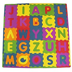 puzzle-uri Jucării Logice & Puzzle Blocuri de pereti DIY Jucarii Pătrat Scrisă EVA Cauciuc Spongios