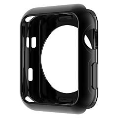 Voor hoco appel horloge iwatch serie 2 tpu beschermhoes plating cover shell bumper beschermhoesje