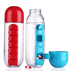 Voor Buiten Geschenk Vakantie Gaan Glazen en bekers, 400-500 Anderen WaterWaterflessen Duidelijke Water Pitcher Cup & Schotel Waterpot &