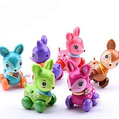 Zabawka nakręcana Jeleń Zwierzę Tworzywa sztuczne Nie określony Wszystkie grupy wiekowe