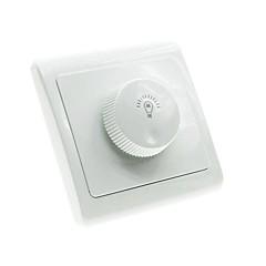 Regulacja jasności żarówek kontrolka ściemniacza (220v) 1szt
