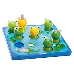 Kendin-Yap Seti Legolar Eğitici Oyuncak Oyuncaklar Dikdörtgen Dörtgen Kurbağa Erkekler Kızlar Parçalar
