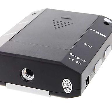 8-LED IR Night Vision Vehicle Safety AV Camcorder (SD Card/ DC12V/24V)
