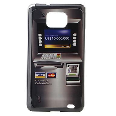 Housse de protection rigide pour Samsung i9100 (carte bancaire)