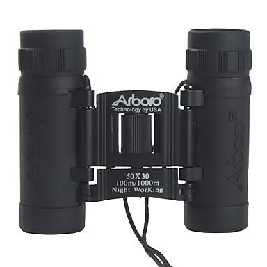 Arboro la version nuit des jumelles de mini-50x30 mm (noir)