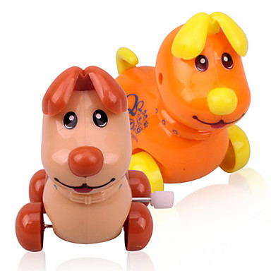Wind-up Toy Dogs (Assorted Colors)