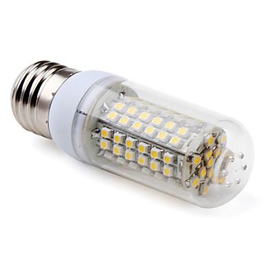 Lampadina led a pannocchia luce bianca calda e27 5w for Lampadine al led luce calda