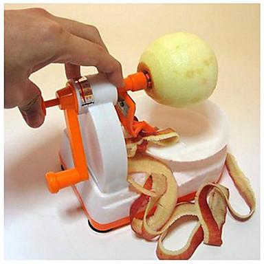 Ayudante de cocina manual de fruta manzana pera girar for Herramientas de cocina