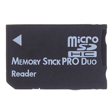 lector de memory stick: