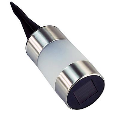 Paesaggio Prato tubo solare della luce della lampada del cilindro Percorso Giardino acciaio ...