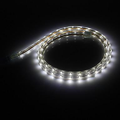 w strisce luminose led flessibili lm ac220 1 m leds bianco