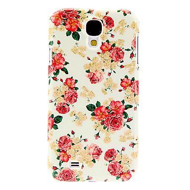 Fashion Design Blumen Art-harter Fall für Samsung i9300 Galaxy S3 (zufällige Farbe)