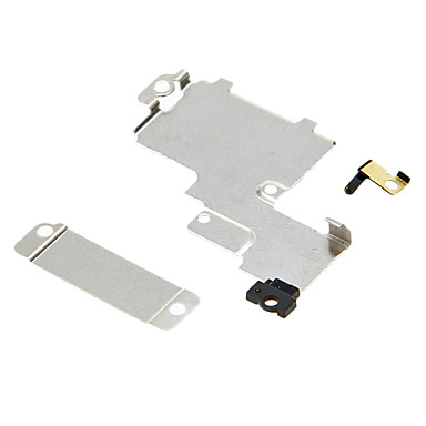 Charging Dock Bracket with Battery Cable Cover and WiFi Antenna Metal Shield Holder for iPhone 4S