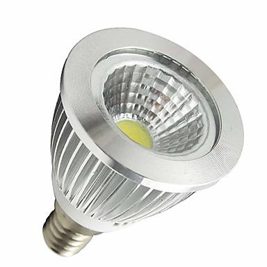 Faretti LED 1 LED ad alta intesità LOHAS MR16 E14 6W 450-500 LM Bianco caldo AC 100-240 V del ...