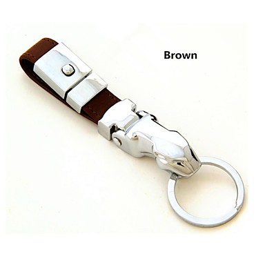High Quality Leather Car Key Buckle